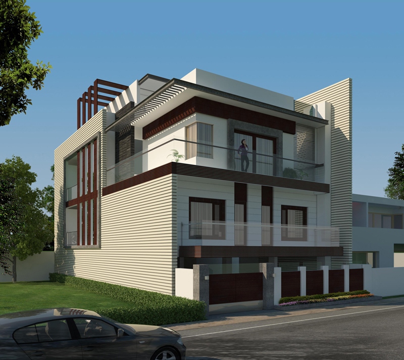 home architecture design delhi